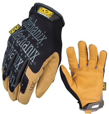 Перчатки (Mechanix Wear) Original 4x Black/TAN (L)