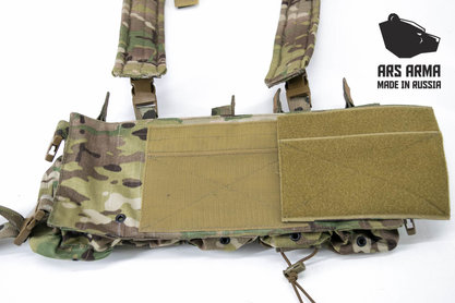 Разгрузочная система (Ars Arma) Chest-Rig D3CR-M (Multicam, ИК-ремиссия)
