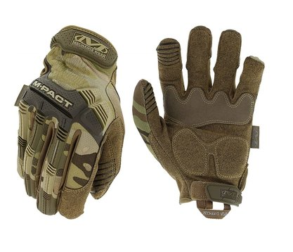 Перчатки (Mechanix Wear) M-Pact Multicam (XL)