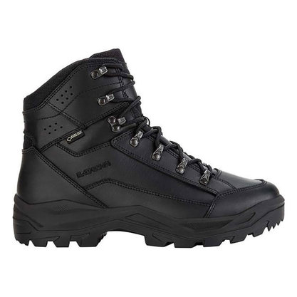 Ботинки (Lowa) RENEGADE II GTX (MID, Task Force, Gore-Tex, Black, размер 45(10,5))